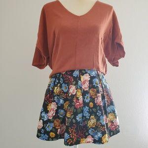 Forever21  mini skater skirt